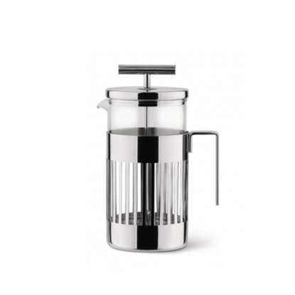 Picture of Alessi 8-Cup Aldo Rossi French Press