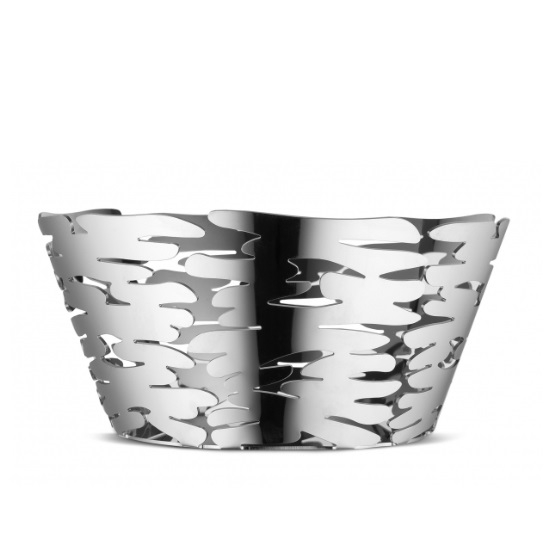 Picture of Alessi Barket Fruit Bowl - Stainless Steel