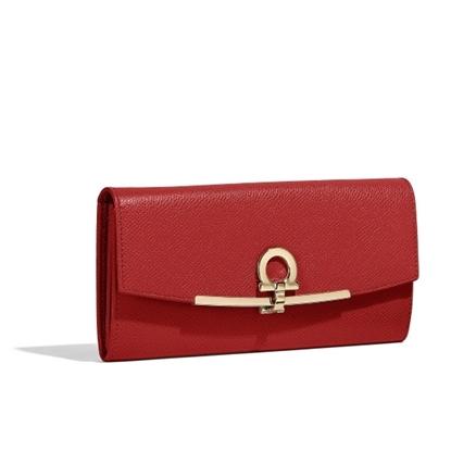 Picture of Salvatore Ferragamo Ladies' Gancini Clip Wallet