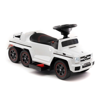 Picture of Moderno Kids Mercedes G63 Convertible Push Car w/ MP3