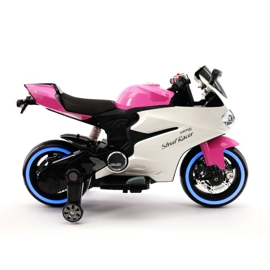 Picture of Moderno Kids Street Racer 12V Motorcycle w/ MP3 Player