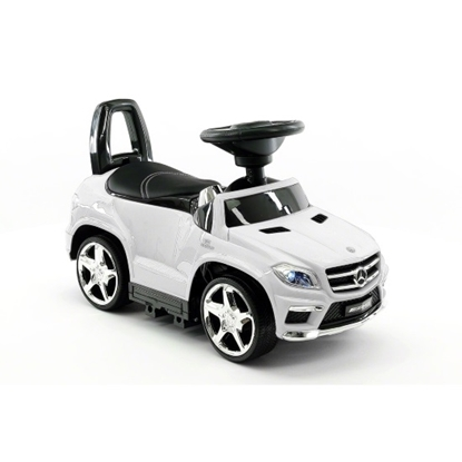 Picture of Moderno Kids Mercedes GL63 Convertible Push Car w/ MP3