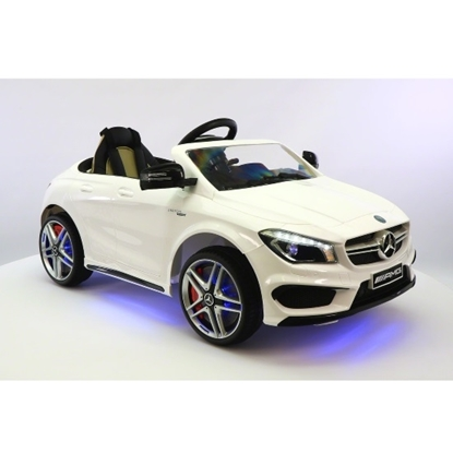 Picture of Moderno Kids Mercedes CLA45 with Parent Remote & MP3