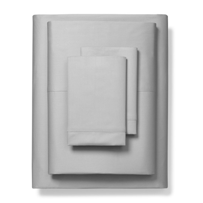 Picture of Boll & Branch Solid Hemmed Organic Sheet Set - King