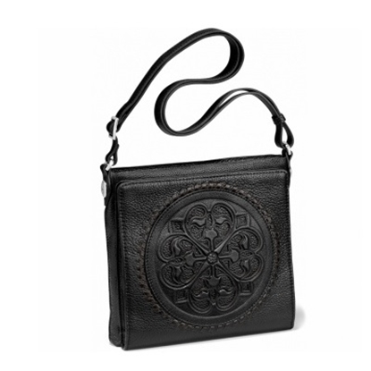 Picture of Brighton Ferrara Crossbody Organizer - Black