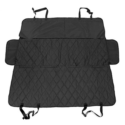 Picture of Gen7Pets® Deluxe Car Seat Protector - Black