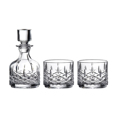Picture of Marquis by Waterford Markham Stacking Decanter & Tumblers