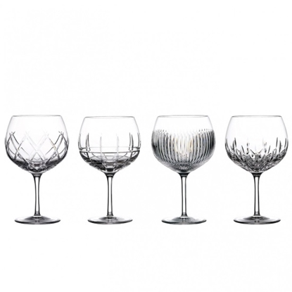 Picture of Waterford Gin Journeys Balloon Glasses - Set of 4