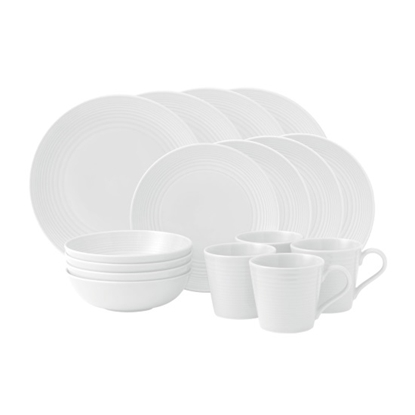Picture of Royal Doulton Gordon Ramsay 16-Piece Dinnerware Set