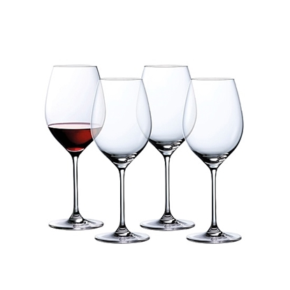 Picture of Marquis by Waterford Moments Red Wine Glasses - Set of 4