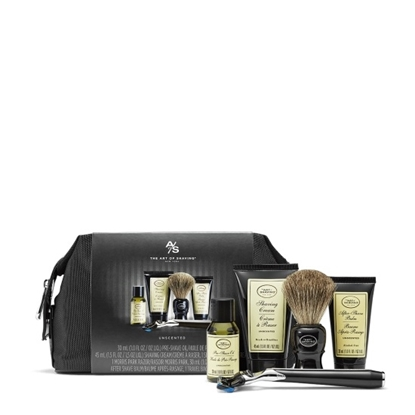 Picture of The Art of Shaving Travel Kit with Razor - Unscented