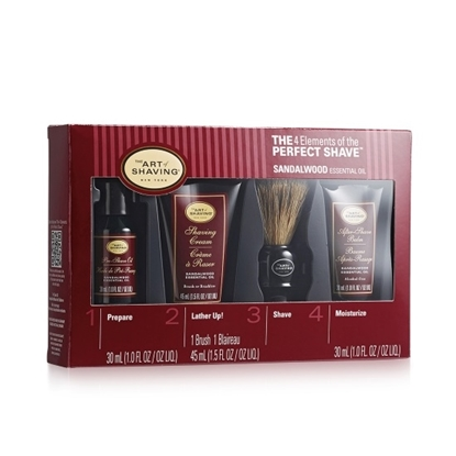Picture of The Art of Shaving Mid Size Kit - Sandalwood