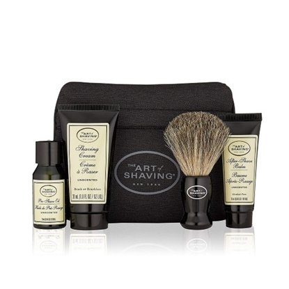 Picture of The Art of Shaving Starter Kit with Bag - Unscented