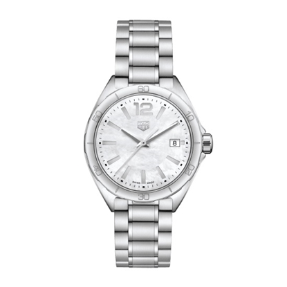 Picture of TAG Heuer Formula 1 Stainless Steel Ladies' Watch w/ MOP Dial