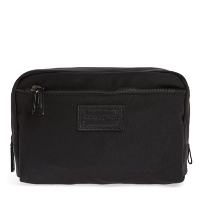 Picture of Rebecca Minkoff Nylon Cosmetic Pouch - Black