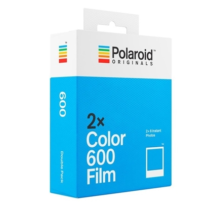 Picture of Polaroid Color Film Double Pack for 600 Camera