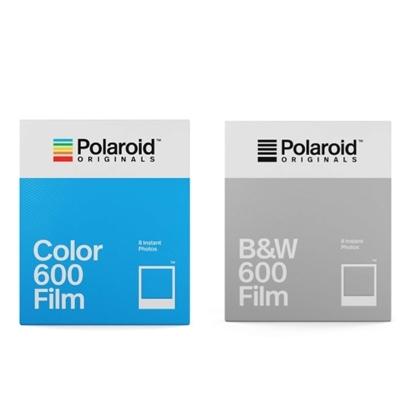 Picture of Polaroid Color & Black/White Film Bundle for 600 Camera
