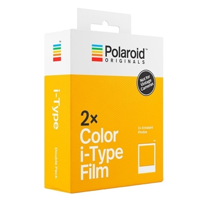 Picture of Polaroid Color Film Double Pack for i-Type Camera