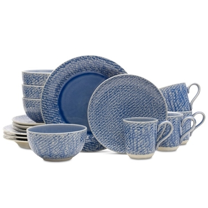 Picture of Mikasa Bethany 16-Piece Dinnerware Set
