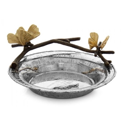 Picture of Michael Aram Butterfly Ginkgo Wine Coaster