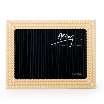 Picture of Michael Aram 5x7 Twist Frame - Gold