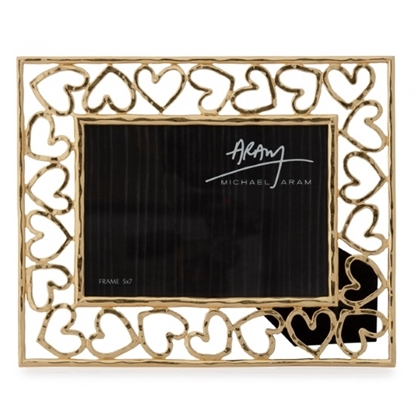 Picture of Michael Aram 5x7 Heart Frame