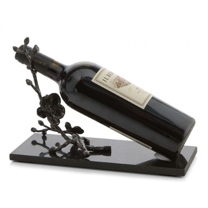 Picture of Michael Aram Black Orchid Wine Rest
