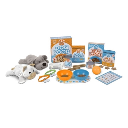 Picture of Melissa & Doug® Feed & Play Pet Treats Play Set