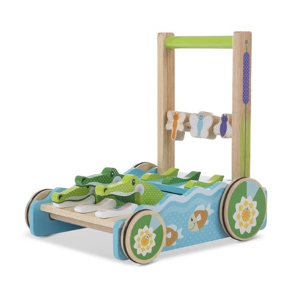 Picture of Melissa & Doug® Chomp and Clack Alligator