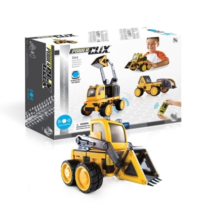 Picture of Guidecraft PowerClix Construction Bluetooth® Set