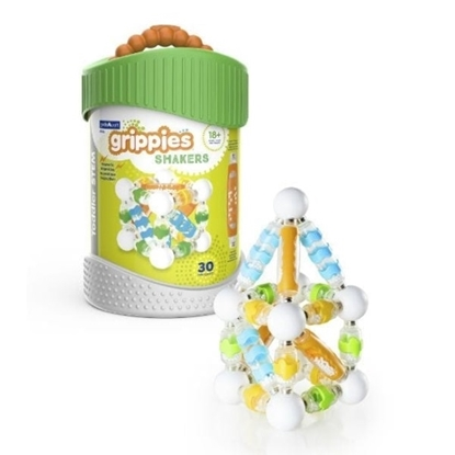 Picture of Guidecraft Grippies Shakers 30-Piece Set
