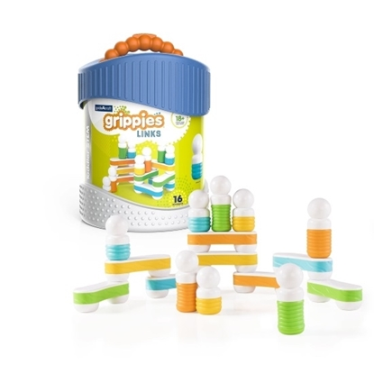 Picture of Guidecraft Grippies Links 16-Piece Set