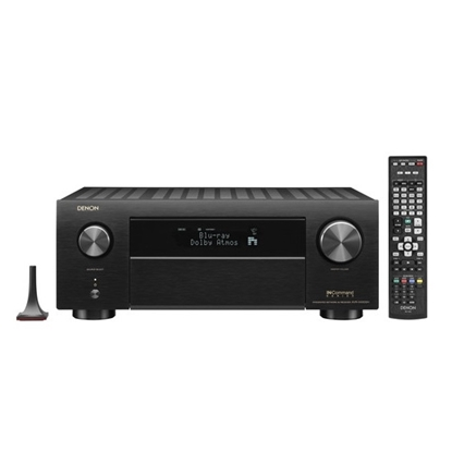 Picture of Denon 9.2-Channel 4K UHD A/V Receiver with HEOS