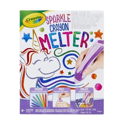 Picture of Crayola® Sparkle Crayon Melter