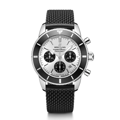 Picture of Breitling Superocean Heritage II B01 Chrono 44 - Black Rubber