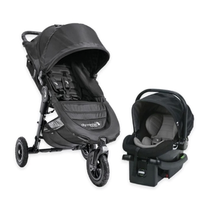 Picture of Baby Jogger® City Mini GT + City GO Travel System - Jet
