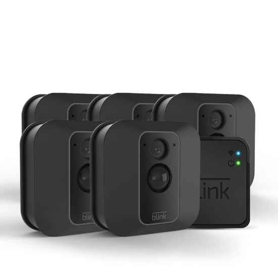 Picture of Amazon Blink XT2 5-Camera System
