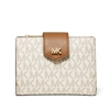 Picture of Michael Kors Signature Small Snap Bifold