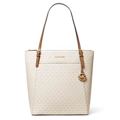 Picture of Michael Kors Voyager Signature Large N/S Tote