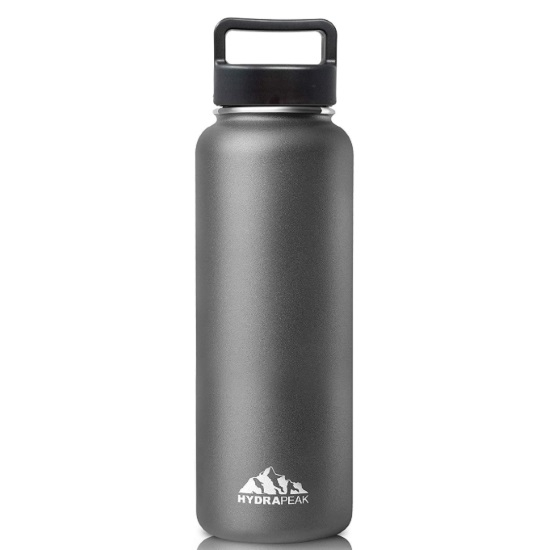 Picture of HydraPeak 40oz. Wide Mouth Water Bottle