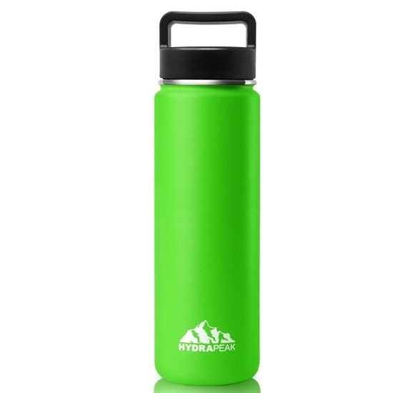 Picture of HydraPeak 22oz. Wide Mouth Water Bottle