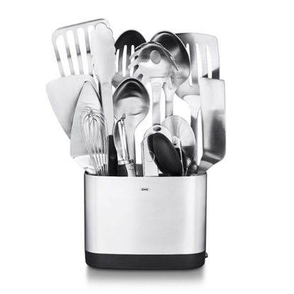Picture of OXO SteeL 15-Piece Utensil Set