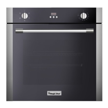 Picture of Magic Chef Compact 24'' Stainless Steel Wall Oven