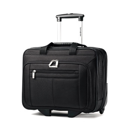 Picture of Samsonite Classic Business Wheeled Business Case - Black
