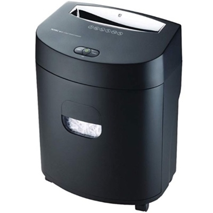 Picture of Royal 12-Sheet Cross-Cut Shredder with Pullout Basket
