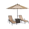 Picture of Monaco 4-Piece Lounge Set