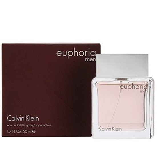Picture of Calvin Klein Euphoria Men's Eau De Toilette - 1.7oz