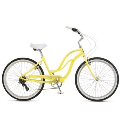Picture of Schwinn® Signature S7 Women's Cruiser - Yellow