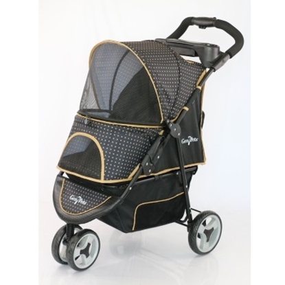 Picture of Gen7Pets™ Promenade™ Pet Stroller - Gold Nugget
