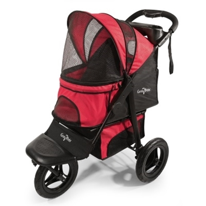 Picture of Gen7Pets™ G7 Jogger Pet Stroller - Pathfinder Red